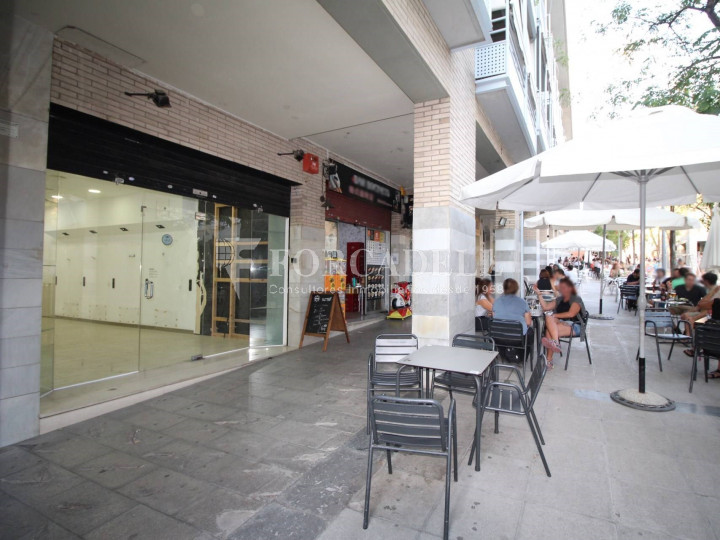 Local comercial disponible a Terrassa, Barcelona. 1