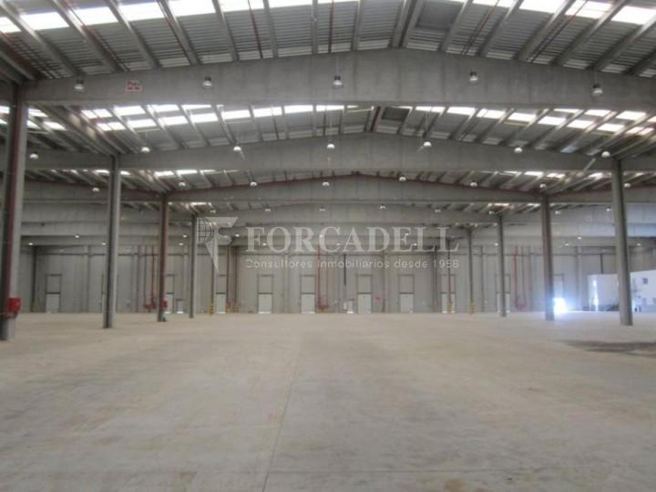 Nave logística - industrial de 9.738  m² en venta o  alquiler - El Pla Santa Maria. Tarragona #2