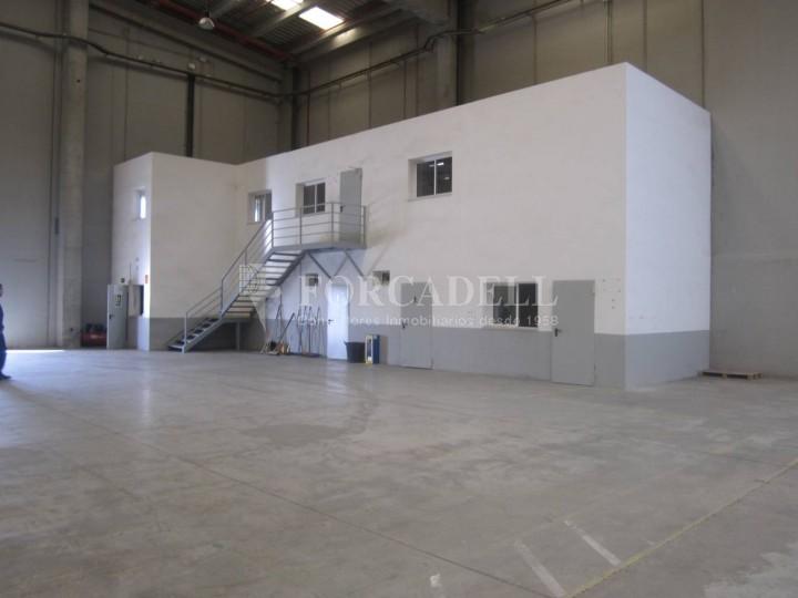 Nave logística - industrial de 9.738  m² en venta o  alquiler - El Pla Santa Maria. Tarragona #5
