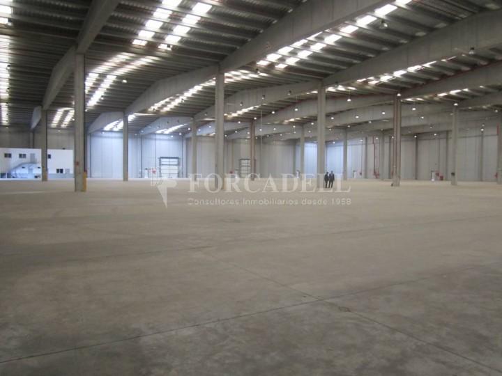 Nave logística - industrial de 9.738  m² en venta o  alquiler - El Pla Santa Maria. Tarragona #9
