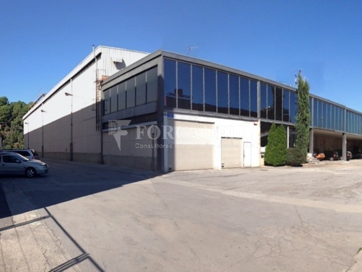 Nau industrial en venta de 8.819 m² - Granollers, Barcelona #1