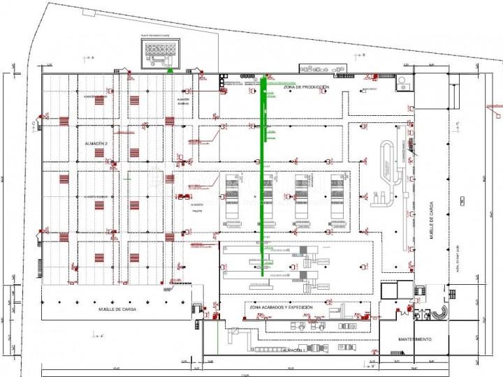 Nave industrial en venta de 8.819 m² - Granollers, Barcelona #9