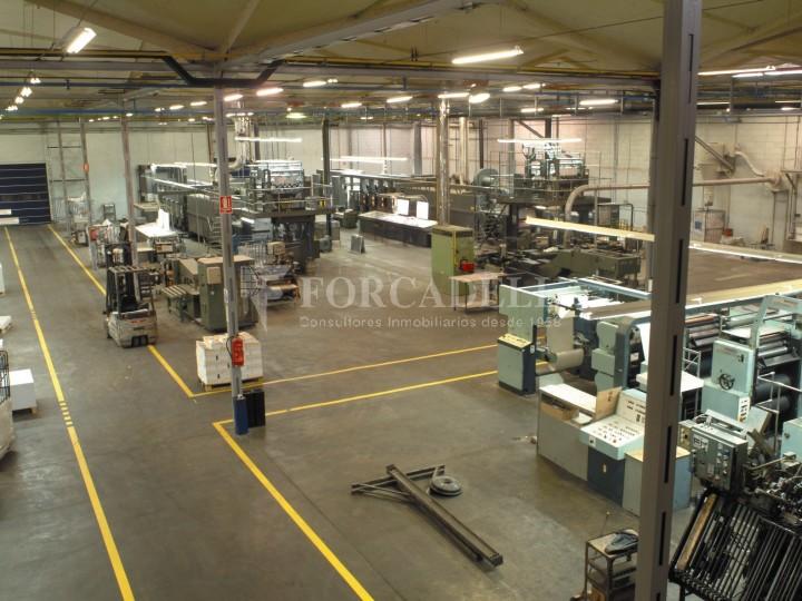 Nau industrial en venta de 8.819 m² - Granollers, Barcelona #2