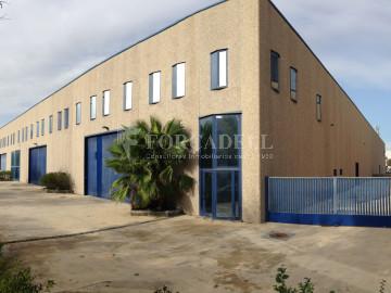 Nave industrial en alquiler de 1.110 m² - Barcelona