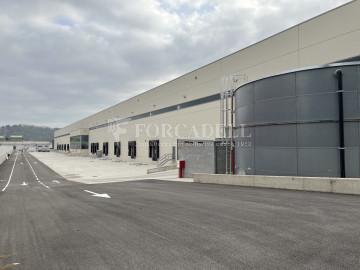 Plataforma logística en lloguer de 18.754 m² - Pla de Santa Maria, Tarragona.