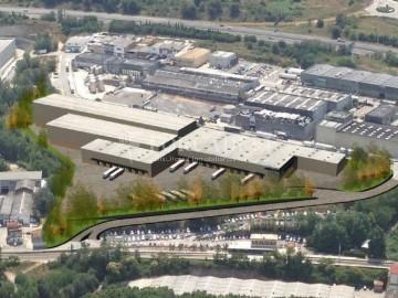 Nau logística en lloguer de 43.700 m² - Mollet del Vallès, Barcelona