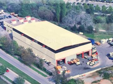 Nau industrial en lloguer de 3.595 m² - Sabadell, Barcelona.