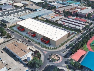 Nau logística en lloguer 6.981 m² - Santa Perpètua de Mogoda, Barcelona