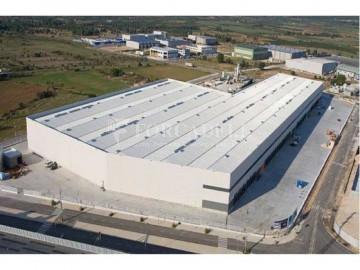 Nau logística de lloguer de 8.555,44 m²  -Subirats, Barcelona.