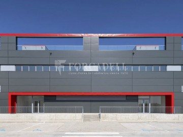 Nau logística en lloguer de 4.730 m² - Ripollet, Barcelona
