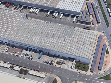 Nau logística en lloguer de 4.061 m² - Lliçà de Vall, Barcelona.