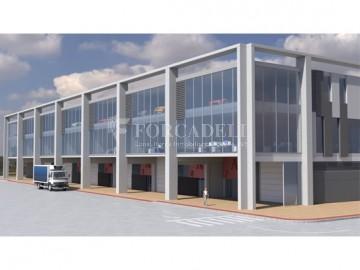 Nau corporativa d'obra nova de 868 m² en venda a Barcelona