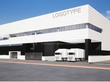 Nau logística de lloguer de 8.390 m² - Subirats, Barcelona