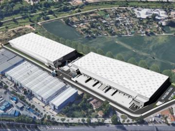 Nave logística en alquiler de 3.808 m² - Prat de Llobregat, Barcelona.