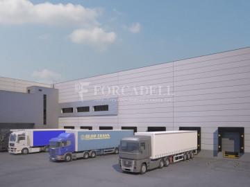 Nau logística en lloguer de 16.751 m² - La Granada del Penedes, Barcelona