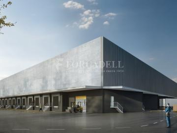 Nau logística en lloguer de 20.078 m² - Montmelo, Barcelona