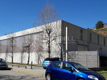 Nau industrial en lloguer de 1.100 m² - la Garriga, Barcelona.