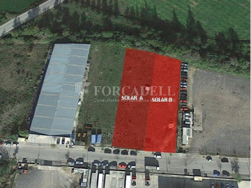 Solar industrial en venta de 10.294 m² - Calafell, Tarragona.