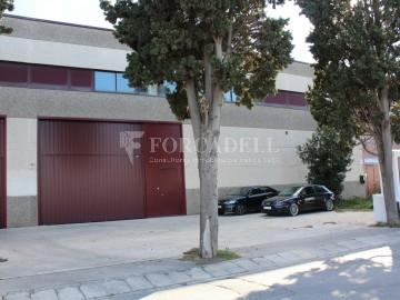 Nau industrial en lloguer de 2.297 m² - la Garriga, Barcelona.