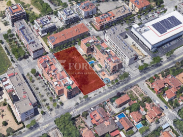 Solar industrial en venda de 7.298 m² - Les Franqueses de Vallès, Barcelona.