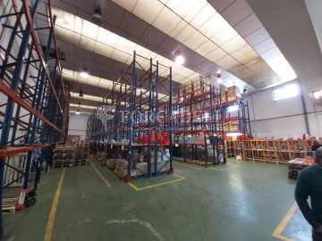 Nau industrial de lloguer de 3.462 m² - Viladecans, Barcelona