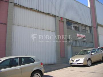 Nave industrial en alquiler de 570 m² - Barcelona.