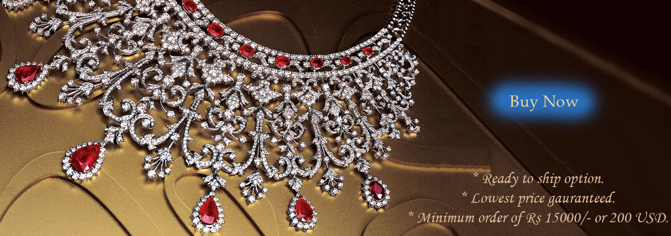 American Diamond - CZ Necklaces