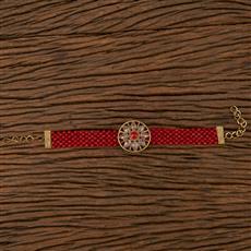 102309 Indo Western Classic Bracelet With Mehndi Plating
