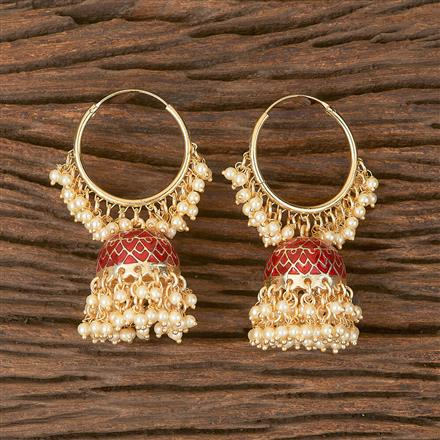 102880 Indo Western Balis With Gold Plating