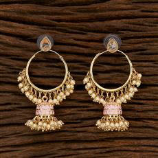 103389 Indo Western Balis With Gold Plating