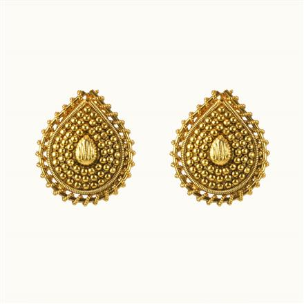 10522 Antique Tops with gold plating