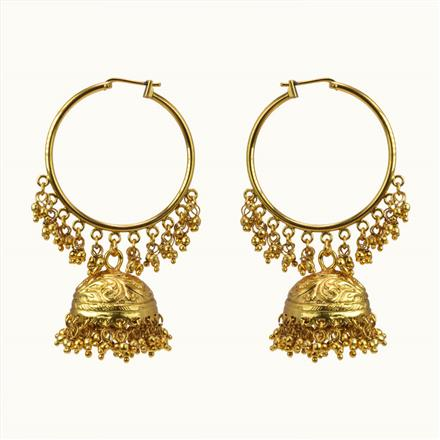 10562 Antique Bali with gold plating