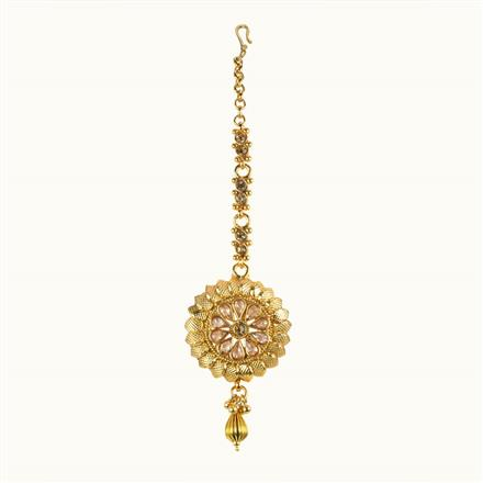 10631 Antique Classic Tikka with gold plating