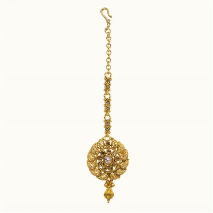 10675 Antique Classic Tikka with gold plating