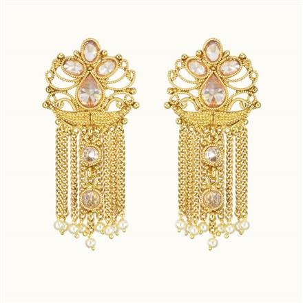 10719 Antique Tops with gold plating