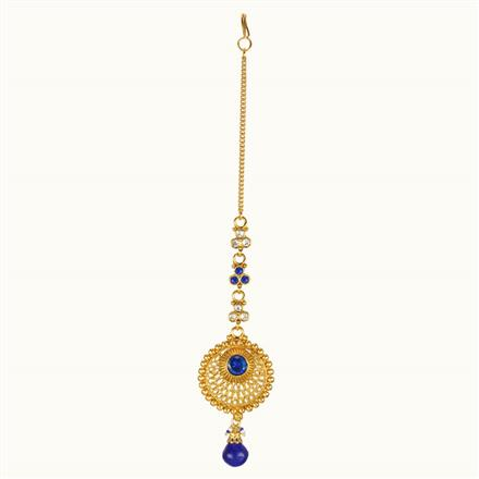 10790 Antique Classic Tikka with gold plating