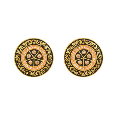 10939 Antique Tops with gold plating