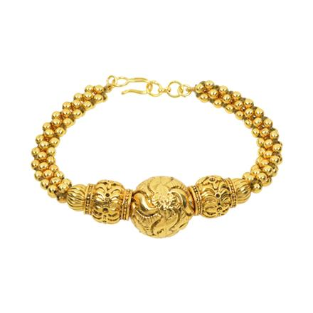 10941 Antique Delicate Bracelet with gold plating