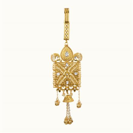 11119 Antique Classic Jhuda with gold plating