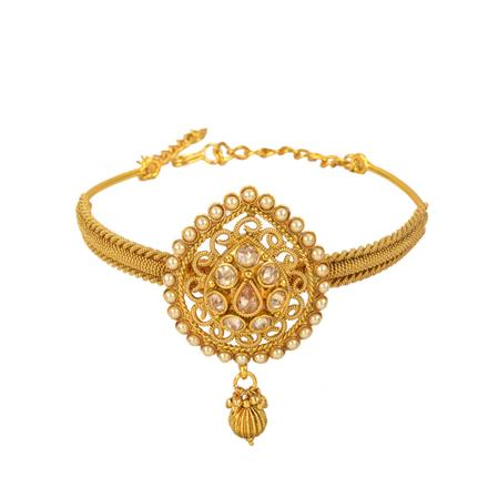 11127 Antique Classic Baju Band with gold plating
