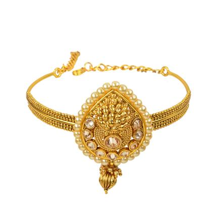 11131 Antique Classic Baju Band with gold plating