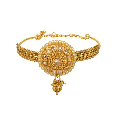 11133 Antique Classic Baju Band with gold plating