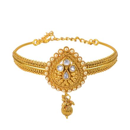 11134 Antique Classic Baju Band with gold plating