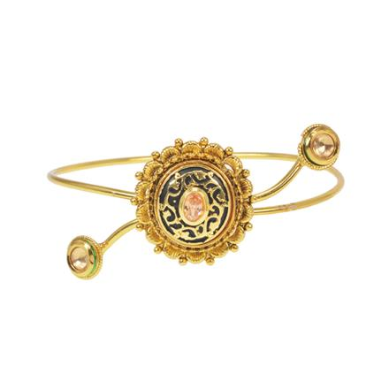 11566 Antique Classic Baju Band with gold plating