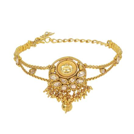 11611 Antique Classic Baju Band with gold plating