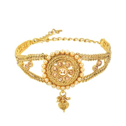 11616 Antique Classic Baju Band with gold plating
