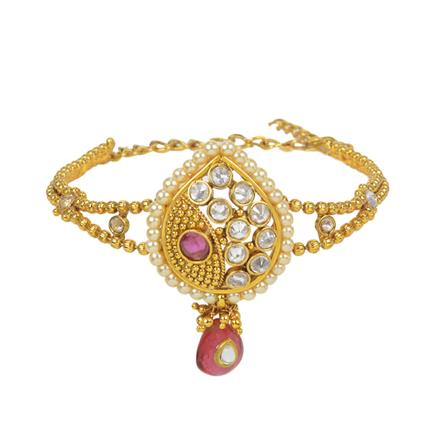 11617 Antique Classic Baju Band with gold plating