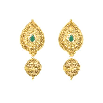 11722 Antique Tops with gold plating