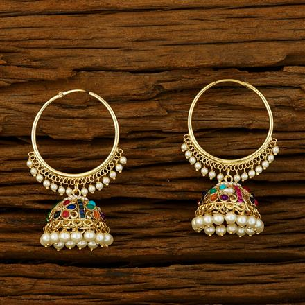 11742 Antique Bali with gold plating