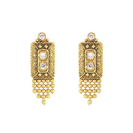 11776 Antique Tops with gold plating